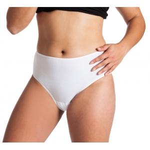 Slip de taille femmess UnderWunder blanc