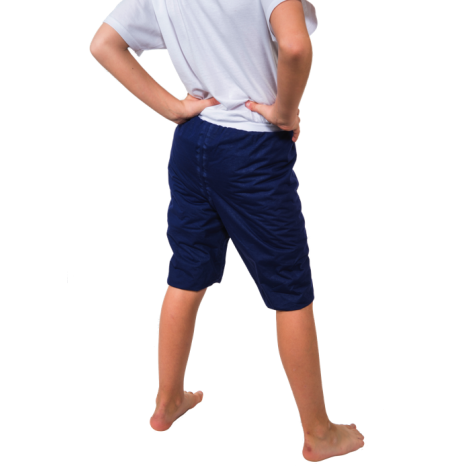Pyjama Blauw short