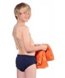 Incontinentie zwemshort jongens